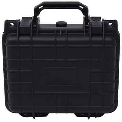 Protective Equipment Hard Carry Case Box Plastic Travel 3 Removable Foam 3 Sizes 10