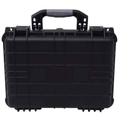 Protective Equipment Hard Carry Case Box Plastic Travel 3 Removable Foam 3 Sizes 2