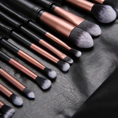 24 Professional Ovonni Makeup Brush Kit Set Cosmetic Make Up Beauty Brushes 9