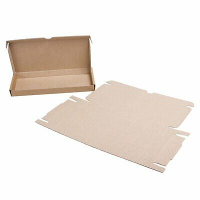 Boxes Brown PIP A4 A5 DL Mini Postage  Large Letter Royal Mail Cardboard Postal 4