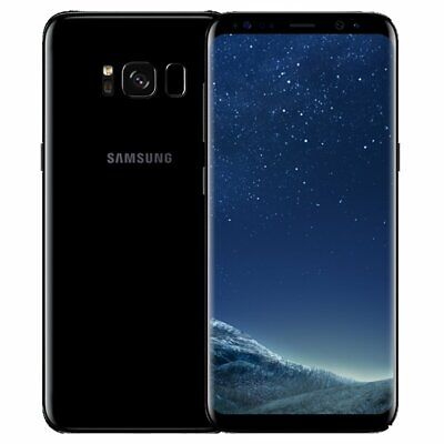 Samsung Galaxy S8 SM-G950F 64GB Unlocked Smartphone all Colours Grades UK *MINT 3