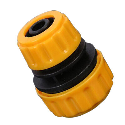 "2pcs 1/2"" to 5/8"" Water Hose Adapter Quick Connect for Water Pipe Fish Tank 11"