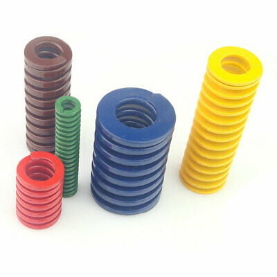 40mm OD Blue Light Load Compression Stamping Mould Die Spring 20mm ID All Sizes 10