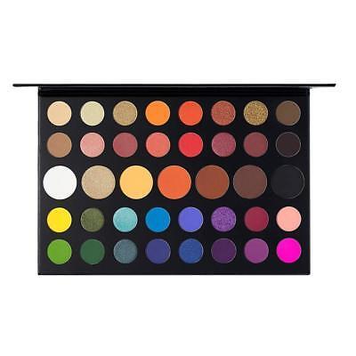 NEW Morphe X James Charles Inner Artist 39 Pressed Eye Shadow Palette Make-Up 2