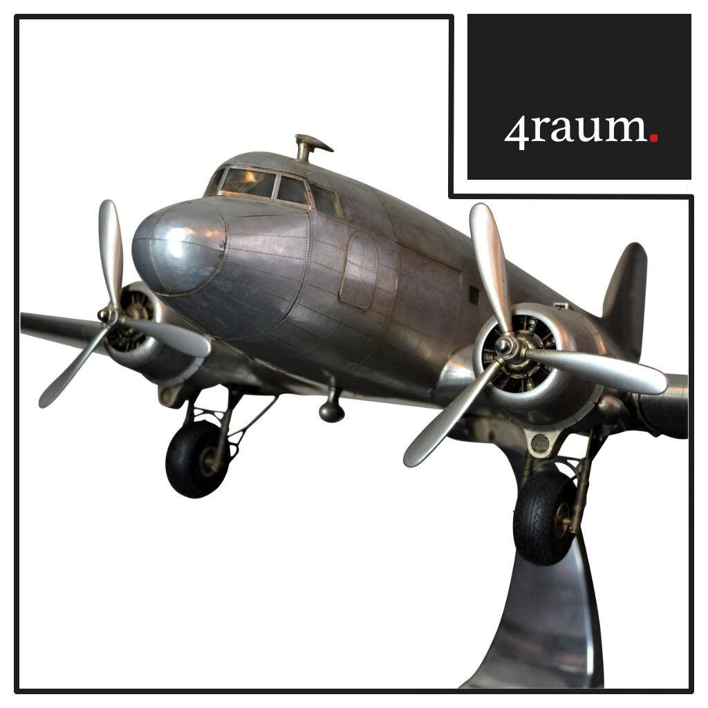 Authentic Models Flugzeugmodell Dakota DC3 I Dekoration | 4