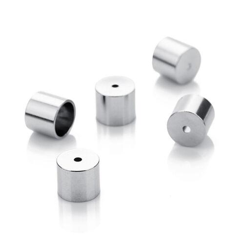 10 Perlenkappen Endkappen Perlkappen silber Kappen Metallkappen 374