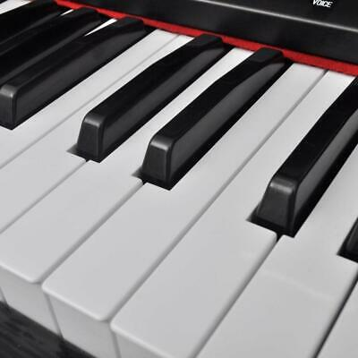 Classic 88 Standard Size Keys Electronic Digital Music Piano Keyboard with Stand 5