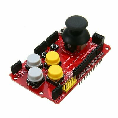 Joystick Shield for Arduino Expansion Board Analog Keyboard and Mouse Function 3