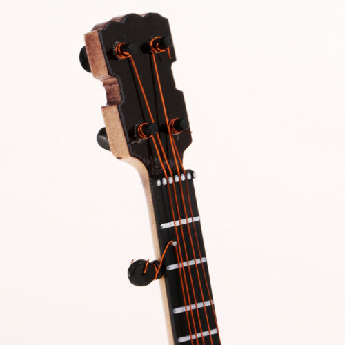 1/6 Soldier Scenario Accessories Decorations Metal Instruments Banjo Toys 7