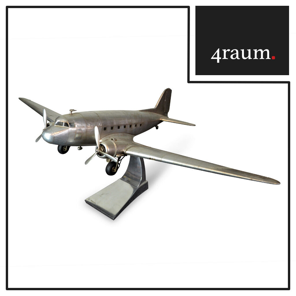 Authentic Models Flugzeugmodell Dakota DC3 I Dekoration | 2