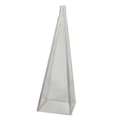 Pangyan990 Kunststoff Kerzengiessformen Pyramide Form f/ür Kerzenherstellung