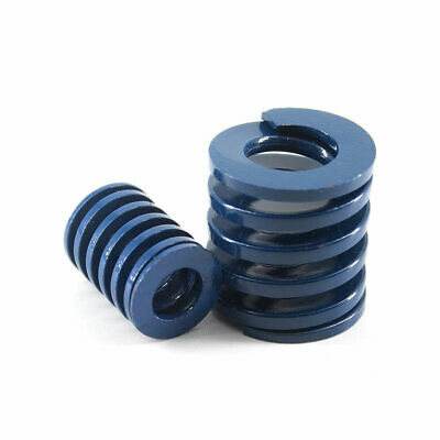 40mm OD Blue Light Load Compression Stamping Mould Die Spring 20mm ID All Sizes 6