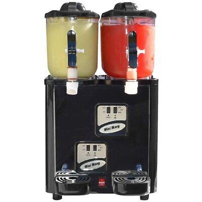 Donper XC212 -  2 Bowl - New Margarita Slush Frozen Drink Machine