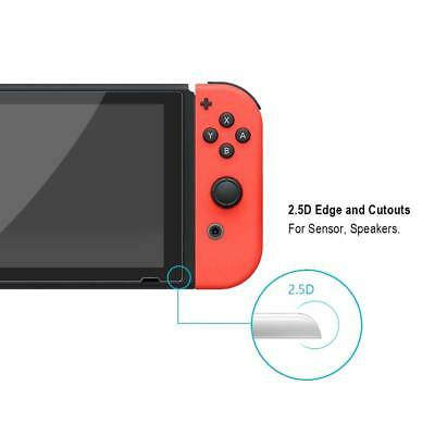 Premium Tempered Glass Screen Protector for Nintendo Switch 5
