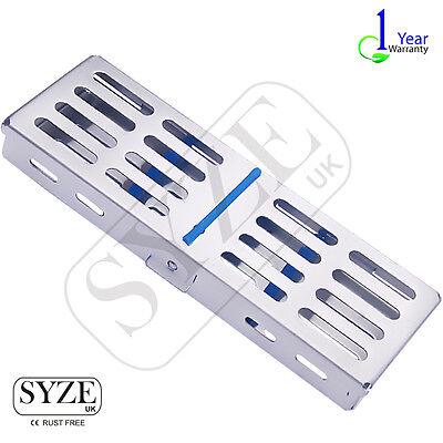 SYZE Orthodontic Sterilization Cassette Dental Instrument Tray Rack Autoclave CE 4