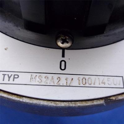 Hydac 0-2300Psi Switch Gauge Ms2A2.1/100/14507 3