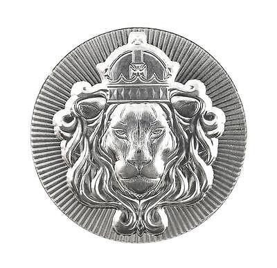 1 x 5 oz .999 Silver STACKER ROUND by Scottsdale Mint - 5 oz .999 Silver #A375 2