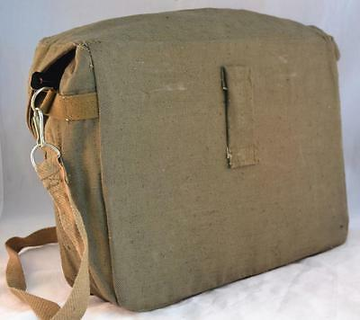 4 Of 9 Authentic Soviet Russian Army Medic Bag Case Red Cross Ussr First Aid Rare New