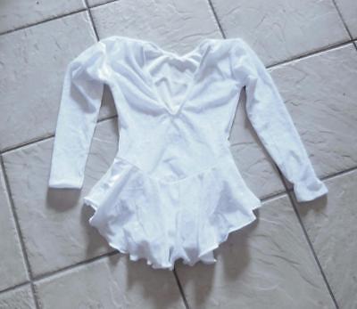 af200823b620 NW GIRLS SOLID VELVET Any color Competition FIGURE ICE SKATING Dress ...