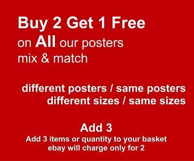 Avengers Assemble 2012 Movie Poster A5 A4 A3 A2 A1 3