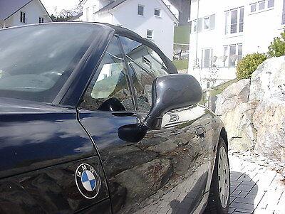BMW Z3 Aussenspiegel Fahrerseite Reparatursatz mit Sockel Top!