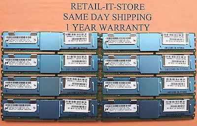 BTO//CTO 8GB MEMORY FOR Mac Pro Early 2008 MacPro3,1 2180 4X2GB A1186