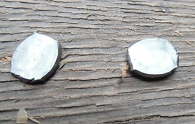 "(100) 2"" - CUT SLATING NAILS  - Vintage Antique - 6d 3"