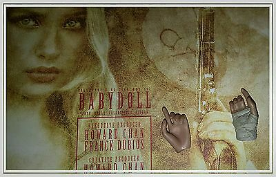 1//6 Hot Toys MMS157 Sucker Punch Babydoll Key With Neck Chain **US Seller**