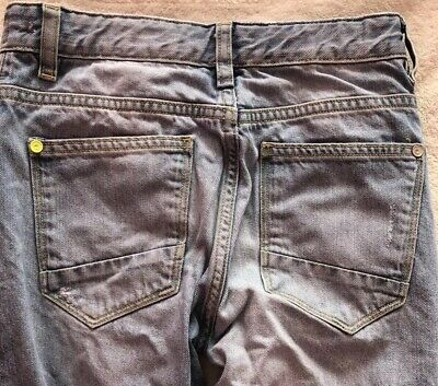 NEXT Boys Super Skinny Blue Jeans Age 10 FANTASTIC CONDITION 5