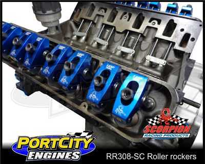 Roller rockers for Holden Commodore 253 308 5.0L V8 VB VC VH VK VL VN VR VS VT