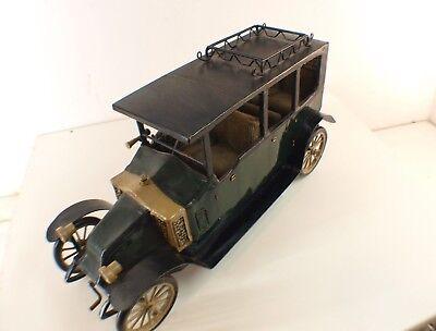 1912 Renault En Rare De Cm Rondeau 47 France 1 Berline Voyage Métal Creation N° N8wPkXnZ0O