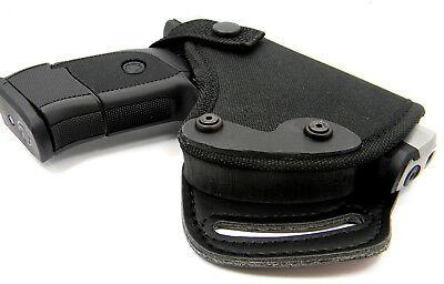 SOB RH OWB Belt Holster CEBECI ARMS Small of Back SIG SAUER SP2022 SP2340
