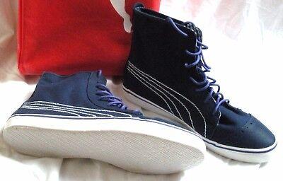Puma Breaker Leather Evolution Damen Sneakers WeißWeiß