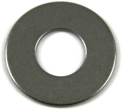 1 Of 2FREE Shipping Stainless Steel Flat Washer Series 817 7 16 ID X 125 OD Qty
