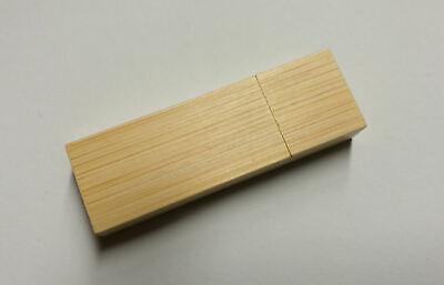 16 / 32 GB Holz USB Stick mit Wunsch Gravur personalisiertes ...
