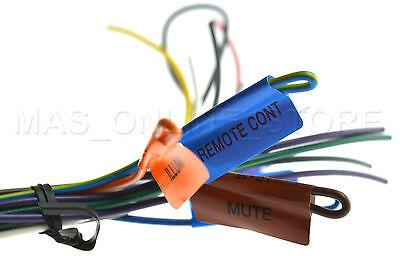 kenwood kmr550u kmr-550u genuine wire harness *buy today ships today* 4