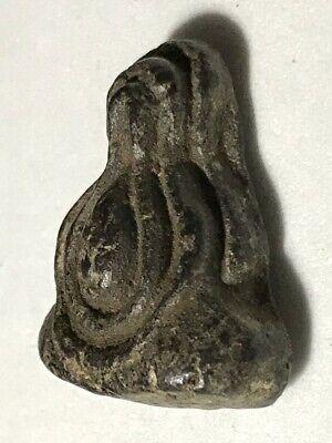 PHRA PIDTA LP AIEM RARE OLD THAI BUDDHA AMULET PENDANT MAGIC ANCIENT IDOL#585