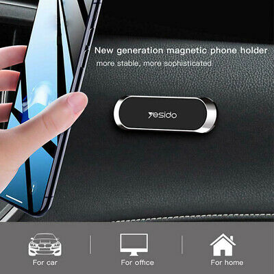 Strip Shape Magnetic Car Phone Holder Stand For iPhone Magnet Mount Accessories 3