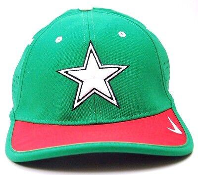 ... Dallas Cowboys Nike Sports Dri Fit L91 Vapor NFL Football Team Logo Cap  Hat 3 b1486d6d1