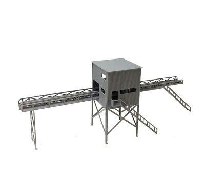 Mining Quarry Carts /& Rails DAPR-N Gauge Model Railway Scenery Building Kit