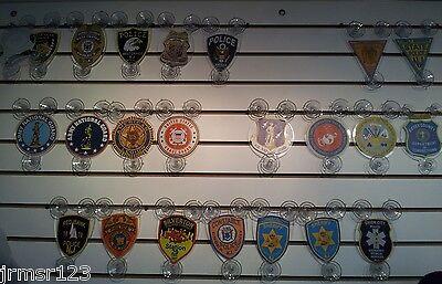Essex County Nj  Sheriff-  Police -Family Member Car Shield  Pba Fop 2