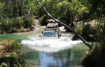 Msa 4X4 Water Bra - Wbl ***The Legendary Water Crossing Bra*** 6
