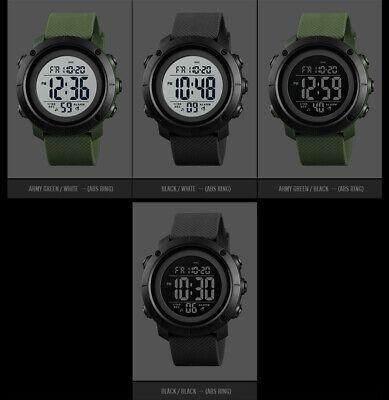 SKMEI Watch Mens/Womens Watches Waterproof Sport Outdoor LED Digital Wristwatch 5