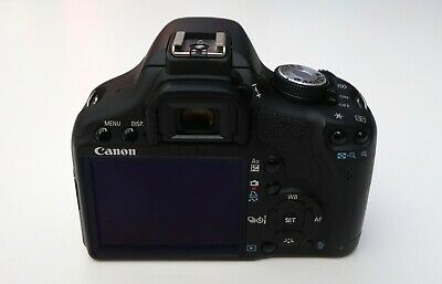 CANON EOS 500D SLR camera + EF-S 18-55mm f/3,5-5,6 II + EF 75-300mm f/4-5,6 III 9