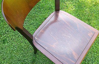 Richard RIEMERSCHMID Hellerau Chair Deutscher Werkstatten Art Nouveau Jugendstil 7