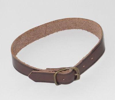Original Steiff Zubehör Halsband  braun ca. 29cm lang