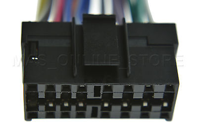 Wire Harness For Sony Xav 72Bt Xav72Bt pay Today _1 wire harness for sony xav 72bt xav72bt *pay today ships today sony mex-dv2200 wiring diagram at bayanpartner.co