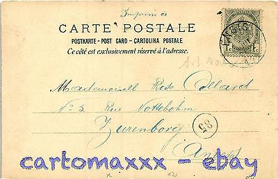 Art Nouveau - Beautiful Woman Belle Femme - Vals Précieuse - L037