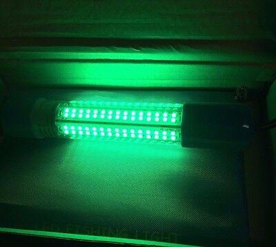 12-24v led green fishing light underwater submersible • $24.95, Reel Combo