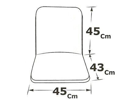 Sedia Seduta Schienale Sdraio Giardino Cuscino Copri Esterno 3KJc5uTlF1